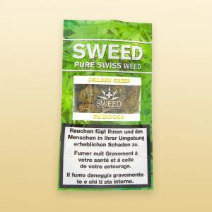 Sweed Golden Green CBD