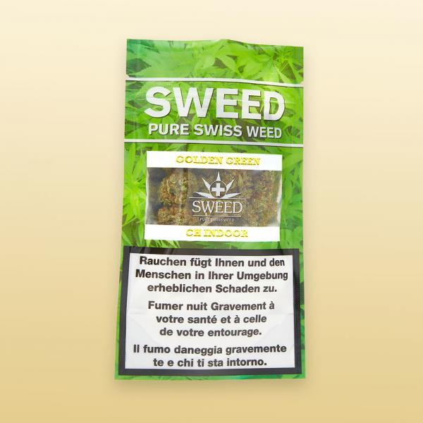 Sweed Golden Green CBD