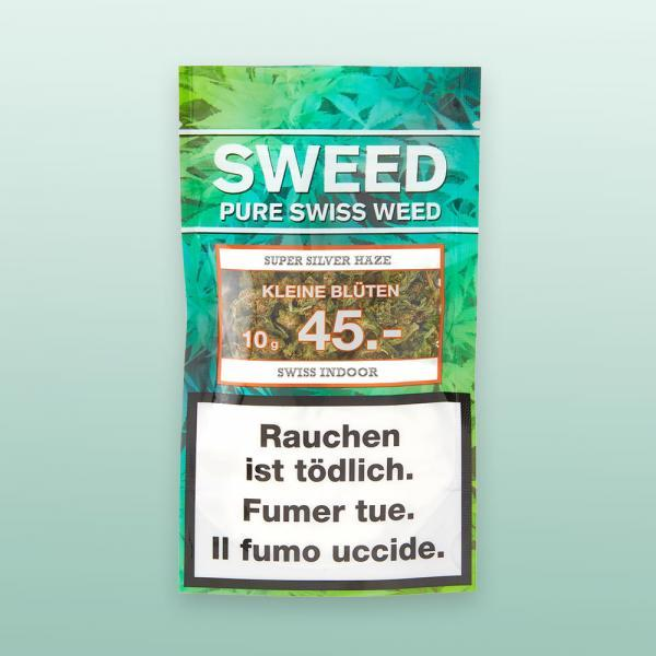 Sweed Super Silver Haze CBD Small