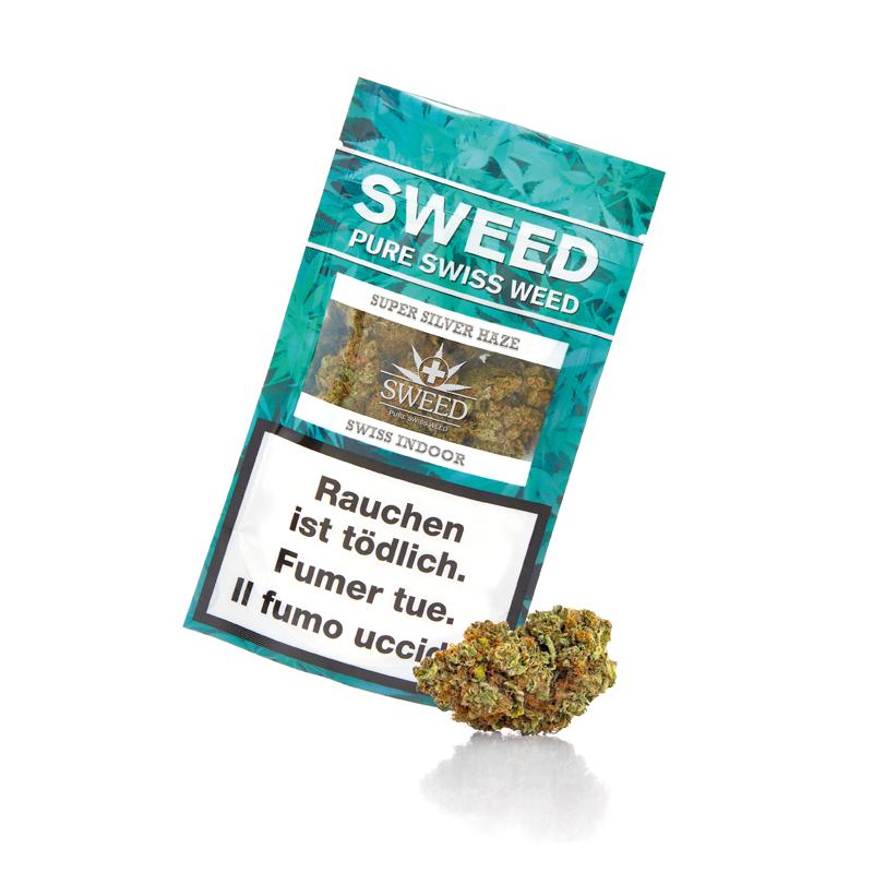 Super Silver Haze Premium CBD Sweed